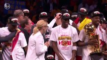 Pascal Siakam Post Game Interview Following NBA Title Win
