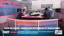 La chronique d'Anthony Morel : Don du sang, aiguilles invisibles et indolores - 14/06