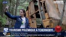 Les photos polémiques des touristes à Tchernobyl après le succès de la série