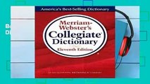 Best product  Merriam-Webster's Collegiate Dictionary - Merriam-Webster