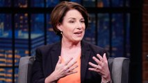 Sen. Amy Klobuchar on Her Competition, Impeachment and America's Infrastructure