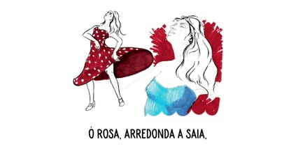 Ana Bacalhau - Ó Rosa Arredonda A Saia