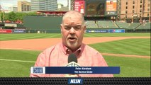 Red Sox Injuries: Good News On Steve Pearce, Bad News On Mitch Moreland