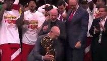 Basket-Ball - NBA - Toronto Raptors NBA Champions Against Golden State Warriors