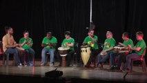 1-CHVS DE L'AGENAIS/SAVS JASMIN : Percussions africaines