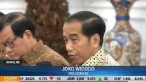 Jokowi Minta Saran Pengusaha untuk Perbaikan Ekonomi