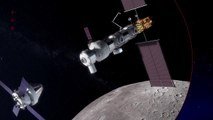 Prochaine étape : une ISS autour de la Lune ? - Chronique lunaire #44
