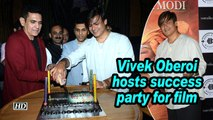 Vivek Oberoi hosts success party for film PM Narendra Modi