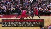 Les mensurations physiques surhumaines de Kawhi Leonard, nouveau patron de la NBA