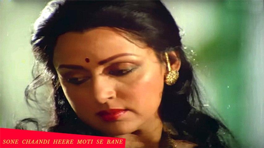 Mohammad Aziz Sad Song - Sone Chaandi Heere Moti Se Bane