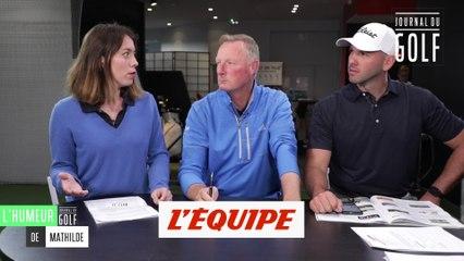 Journal du Golf, le club n°2 (partie 3/4) - Golf - Émission