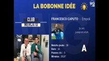Francesco Caputo la bobonne idée du Club Mercato Bordeaux