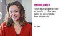 Sandrine Quétier maman : Elle dévoile une photo de sa fille Lola et la ressemblance est frappante
