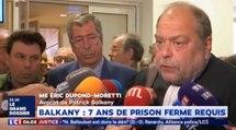 Procès Balkany : la colère de Dupond-Moretti - ZAPPING ACTU DU 14/06/2019