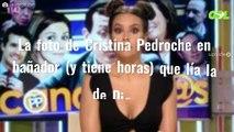 La foto de Cristina Pedroche en bañador (y tiene horas) que lía la de Dios