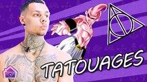 Kentin (Les Anges 11) : Ses 30 tatouages et leur signification...