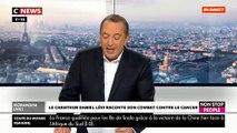 """Le chanteur Daniel Lévi raconte son combat contre le cancer dans """"Morandini Live"""" - VIDEO"""