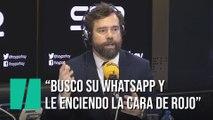 El rifirrafe entre Espinosa de los Monteros (Vox) y Jesús Maraña en 'Hoy por Hoy'