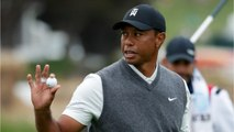 Tiger Woods Steady In U.S. Open Round 1