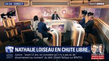 Nathalie Loiseau en chute libre