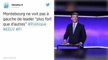 Arnaud Montebourg ne voit pas, à gauche, de leader «plus fort que d'autres»