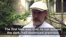 'I'm no hero' says Chernobyl diver portrayed in hit TV series