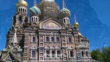 Amazingly Beautiful Church of Spilled Blood, St Petersburg - Russia Holidays