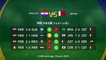 Previa partido entre Paraguay y Qatar Jornada 1 Copa América