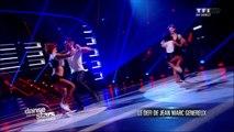 DALS S04 - Un jive avec Keen'v et Fauve Hautot sur ''Runaway baby'' (Bruno Mars)