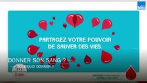 Dons_du_sang - Journée mondiale des donneurs 2019