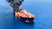 """Trump builds case against Iran in tanker attacks, calls it a """"nation of terror"""""""