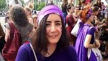 Grève des femmes à Genève : Aline nous explique pourquoi elle se mobilise