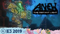 Anew: The Distant Light Exploration Live Gameplay Demo | E3 2019