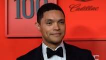 "Trevor Noah Appears On Web Series ""Hot Ones"""