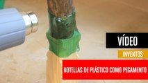 [CH] Convierten botellas de plástico en pegamento