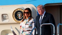 Trump Compares Melania To Jackie Kennedy