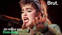Star de la pop, artiste engagée… Retour sur la carrière hors norme de Madonna