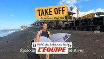 Blog vidéo Defay #3 - Adrénaline - Take off, en route vers Tokyo 2020