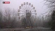 Tchernobyl : une ville fantôme de plus en plus visitée