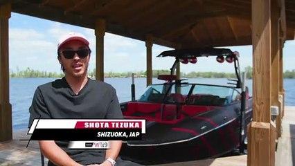 Supra Boats PWT - Shota Tezuka