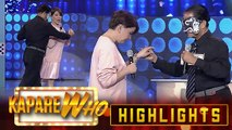 Amy Perez jives with KalaWHOK Indak's The Way It Is | It's Showtime KapareWho