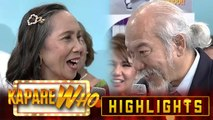 Scuba Dooby Doo pairs with Miss Immigranny | It's Showtime KapareWho