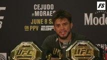 UFC 238: Henry Cejudo post-fight interview