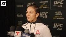UFC 238: Alexa Grasso post-fight interview