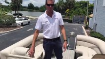 2019 Harris Sunliner 230 For Sale at MarineMax Orlando, FL