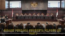 Highlight Sidang Perdana Sengketa Pilpres 2019 Part 1