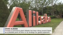 Alibaba views Spain as launching pad for international expansion