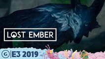 Lost Ember Live Gameplay Demo - Animal Exploration | E3 2019