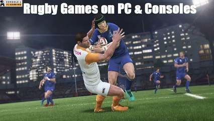 Rugby Games for Console & PC