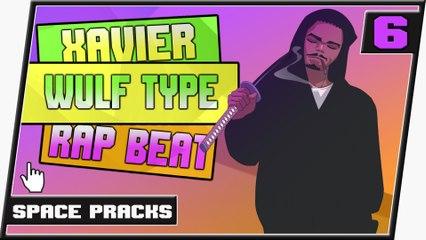 [ FREE ] Xavier Wulf Type Beat Instrumental || Space Pranks